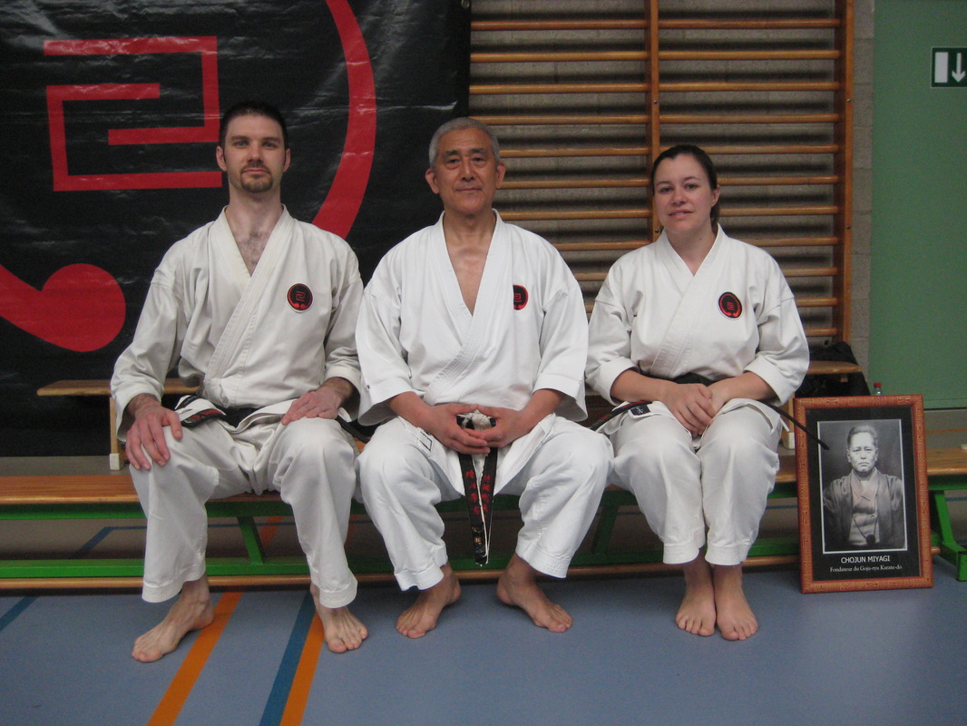 Sanchin Kata Goju Ryu http://www.otgka.co.uk/1/category/iogkf/1.html